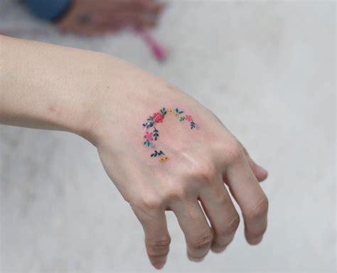 flores por zihee tattoo tatuajes para
