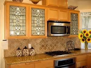 Custom Glass Cabinet Door Stunning Cabinet Doors