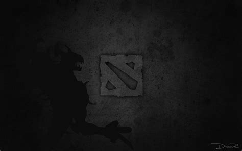 dota 2 logo wallpaper for android dota backgrounds wallpaper cave