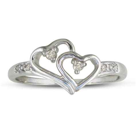 promise ring rings