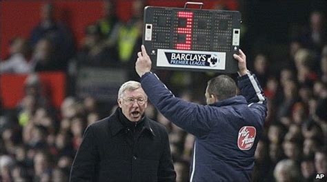 Offical Time by Sport Football Take Added Time Out Of Ref S