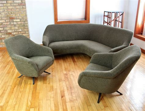 12 ideas of contemporary curved sofas