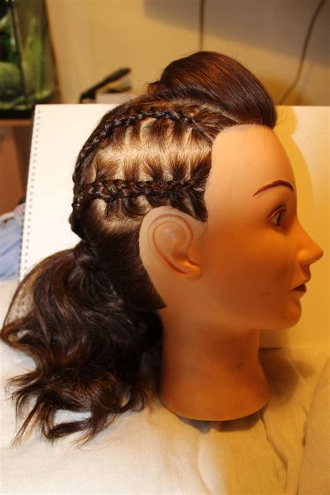 hair style corn rolls the 25 best corn roll hair styles ideas on pinterest