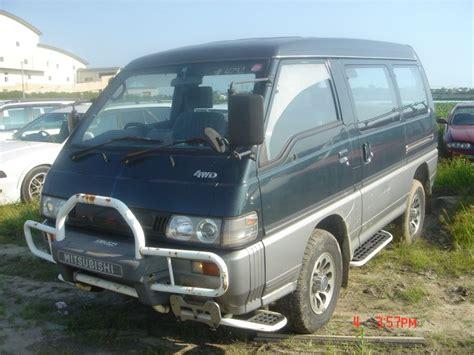 Mitsubishi Delica Star Wagon Glx 1992 Used For Sale