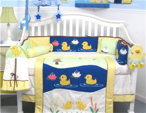 Yellow And Blue Crib Bedding by Yellow Baby Bedding For The Neutral Nursery