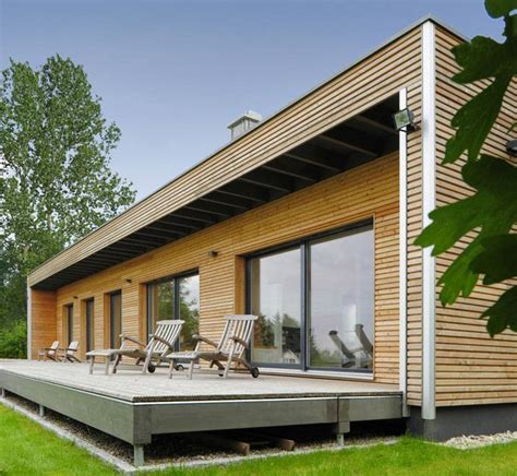 bungalow poolhaus baufritz g 228 stehaus wohnbungalow