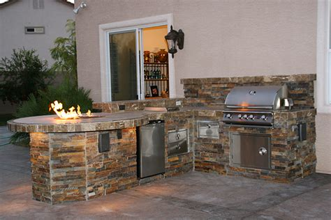 outdoor kitchen island designs barbecue islands las vegas outdoor kitchen