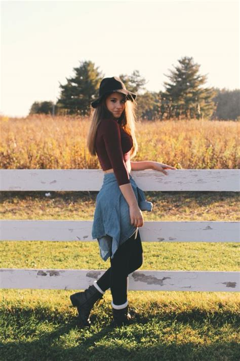 photoshoot fall  girls  pinterest
