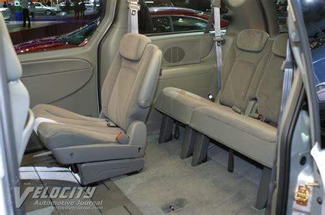 Town And Country Interior by 2005 Chrysler Town And Country Interior Autos Post