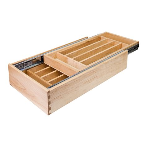 Cutlery Drawer by Nested Silverware Cutlery Drawer All Cabinet Parts