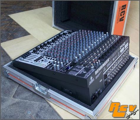 Daftar Mixer Behringer 2442 Fx xenyx rcv argentina flightcase