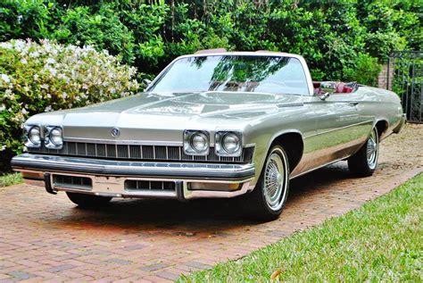 all american classic cars 1974 buick lesabre luxus 2 door