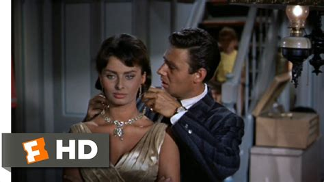 house boat movie houseboat 8 9 movie clip angelo gets cold feet 1958 hd youtube