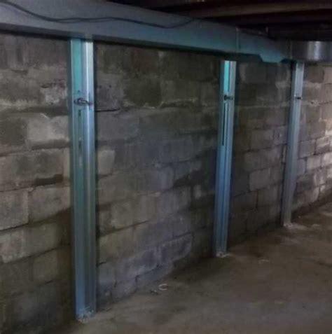 powerbrace foundation wall repair