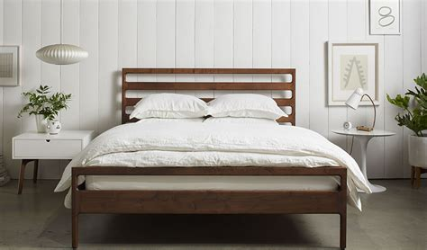 Handcrafted Bed Frames - 6 bed frames we parachute