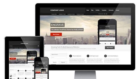 responsive themes in wordpress free download 47 best free responsive wordpress themes 2016 85ideas