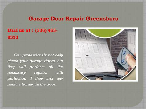 Overhead Door Greensboro Greensboro Garage Door Opener By Garage Doors Greensboro Issuu