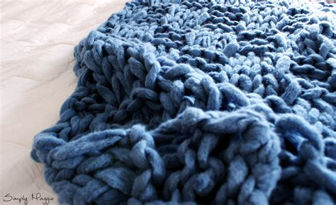 how to knit basket weave stitch how to arm knit a basket weave stitch blanket
