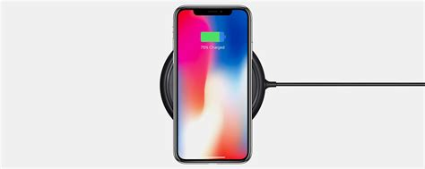 qi wireless charging works  charge   iphone