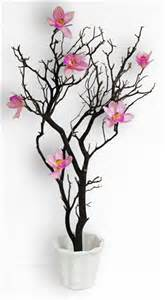 Sand Vase Filler Natural Manzanita Branch Centerpiece Kit Blooms And Branches
