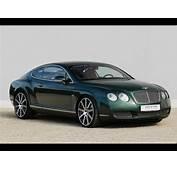 2009 MTM Bentley Continental GT Birkin Edition  Front And