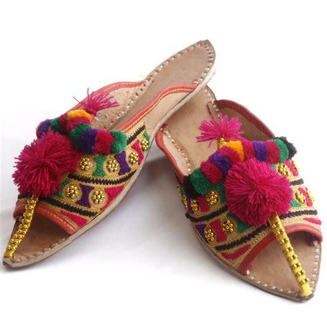 Sepatu Mojari Made In India slowly mojari shopping
