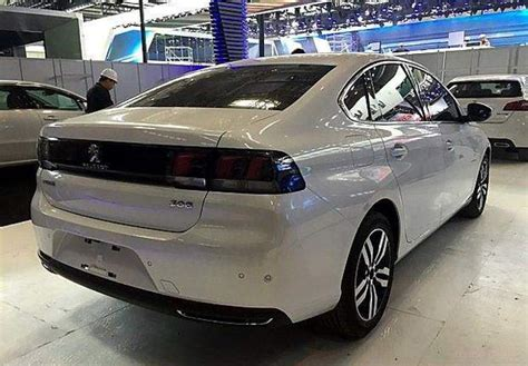 peugeot china 2016 peugeot 308 sedan for china revealed rides on emp2