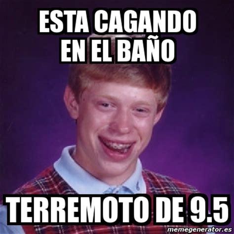 Memes Photo - meme bad luck brian esta cagando en el ba 209 o terremoto de