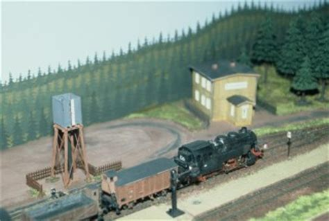 small layout scrapbook carl arendt tt model railway layouts eibenstock und braunesumpf