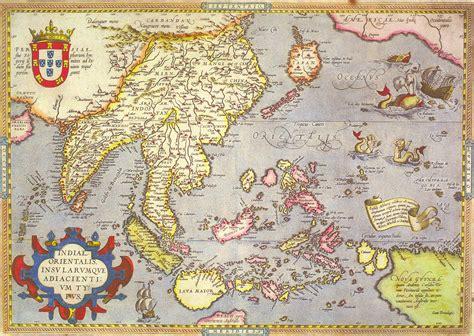 Sejarah Nasional Indonesia Buku Bagian Pertamaawal kehadiran peta model t o dalam sejarah peta dunia museum nasional indonesia