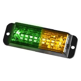 green emergency vehicle lights green strobe lights greeen led light bars for