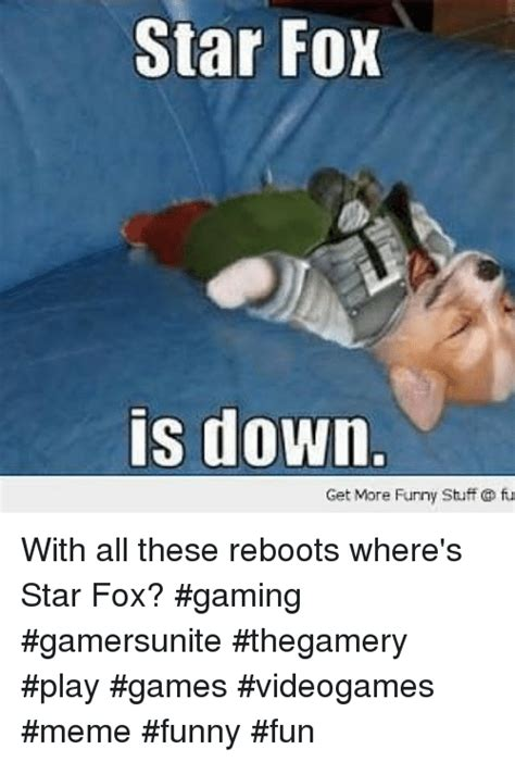 Star Fox Meme - funny star fox memes of 2017 on me me foxe