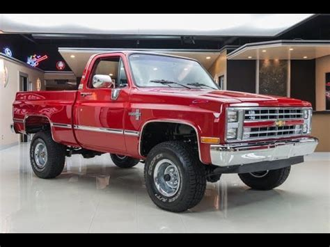1987 chevrolet 4x4 for sale 1987 chevrolet silverado 4x4 for sale