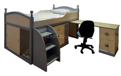 24 Desain Kamar Tidur 3 In 1 Multifungsi tempat tidur anak multifungsi
