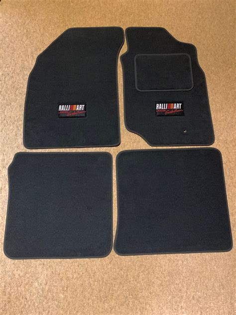 mitsubishi lancer ralliart floor mats mlr ralliart floor mats for page 5