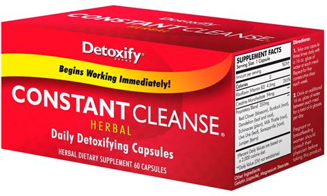 Detox Doctor Wichita Kansas by Constant Cleanse By Detoxify