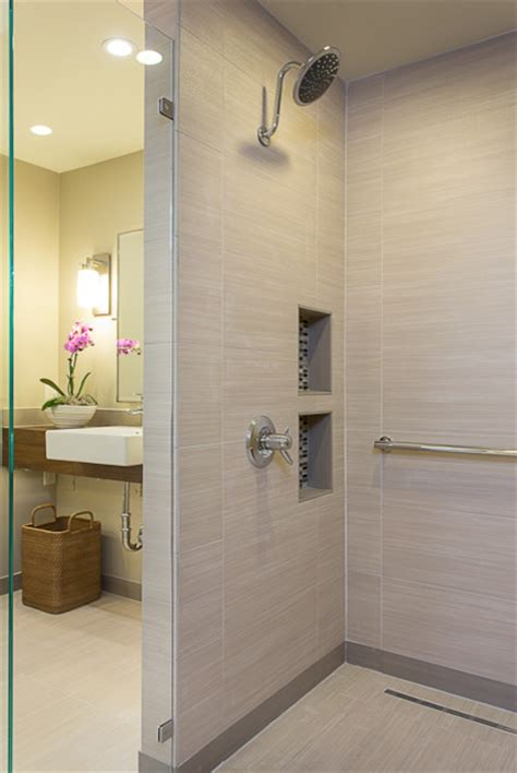universal design bathroom accessible barrier free aging in place universal design