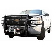 Westin HDX Winch Mount Grille Guards  Heavy Duty Truck