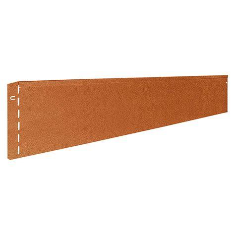 bellissa rasenkante corten rost 118 x 13 cm bauhaus - Rasenkante Bauhaus
