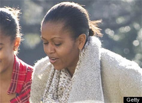 michelle obama cheveux naturel qu est ce qui est quot tendance quot au congr 232 s am 233 ricain obamazoom