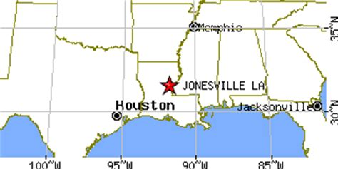jonesville louisiana map jonesville louisiana la population data races