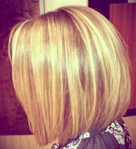 bob blonde highlights new bob haircuts for 2013 short hairstyles 2017 2018