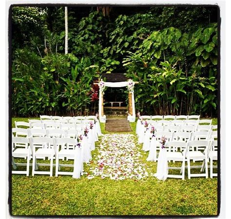 triyae tiny backyard wedding various design