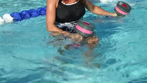 86 best exercise fitness aqua pool images on exercise workouts