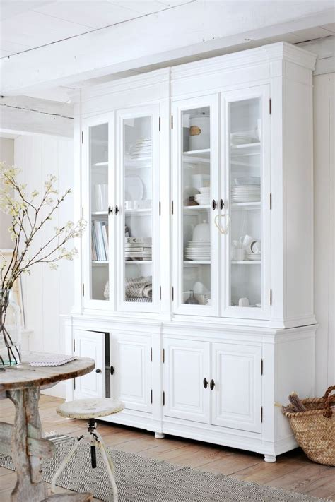 antique white kitchen cabinets for sale white glass amusing white hutch with glass doors