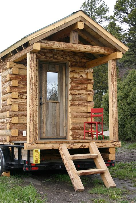 how to build a tiny cabin santa fe cabin