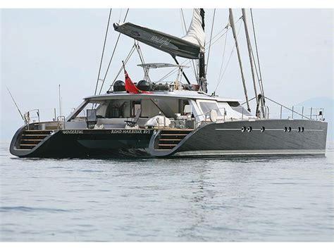 catamaran yacht industrie yapluka 73 in alicante catamarani a vela usate 68495