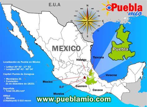 mapa de puebla mexico cholula puebla mexico mapa cholula puebla mexico