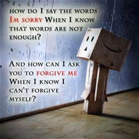 You Ll Be Sorry When You See Me saying sorry quotes apology quotesgram