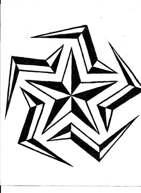 compass rose star by crisslowwpolarbear on deviantart